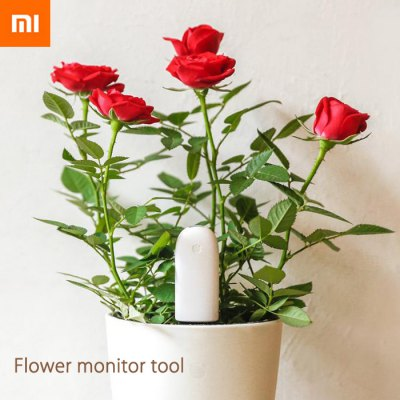 1482493162430124783 VISTO EN GearBest: Original Xiaomi Mi Plant Flowers Tester Light Monitor-12.89