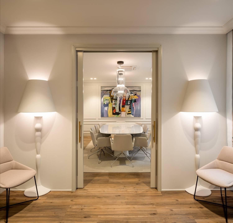 Momocca, mobiliario de diseño: interiorismo en una notaría en Bilbao 8