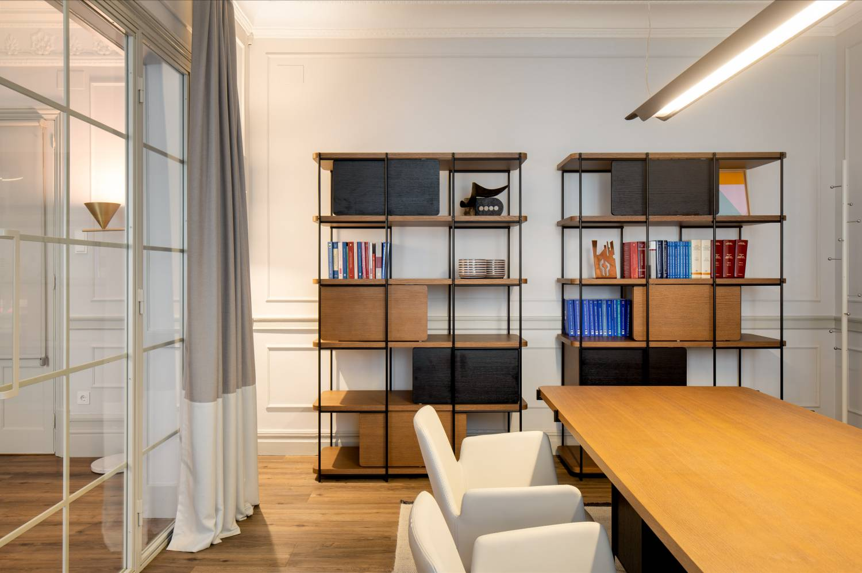 Momocca, mobiliario de diseño: interiorismo en una notaría en Bilbao 3