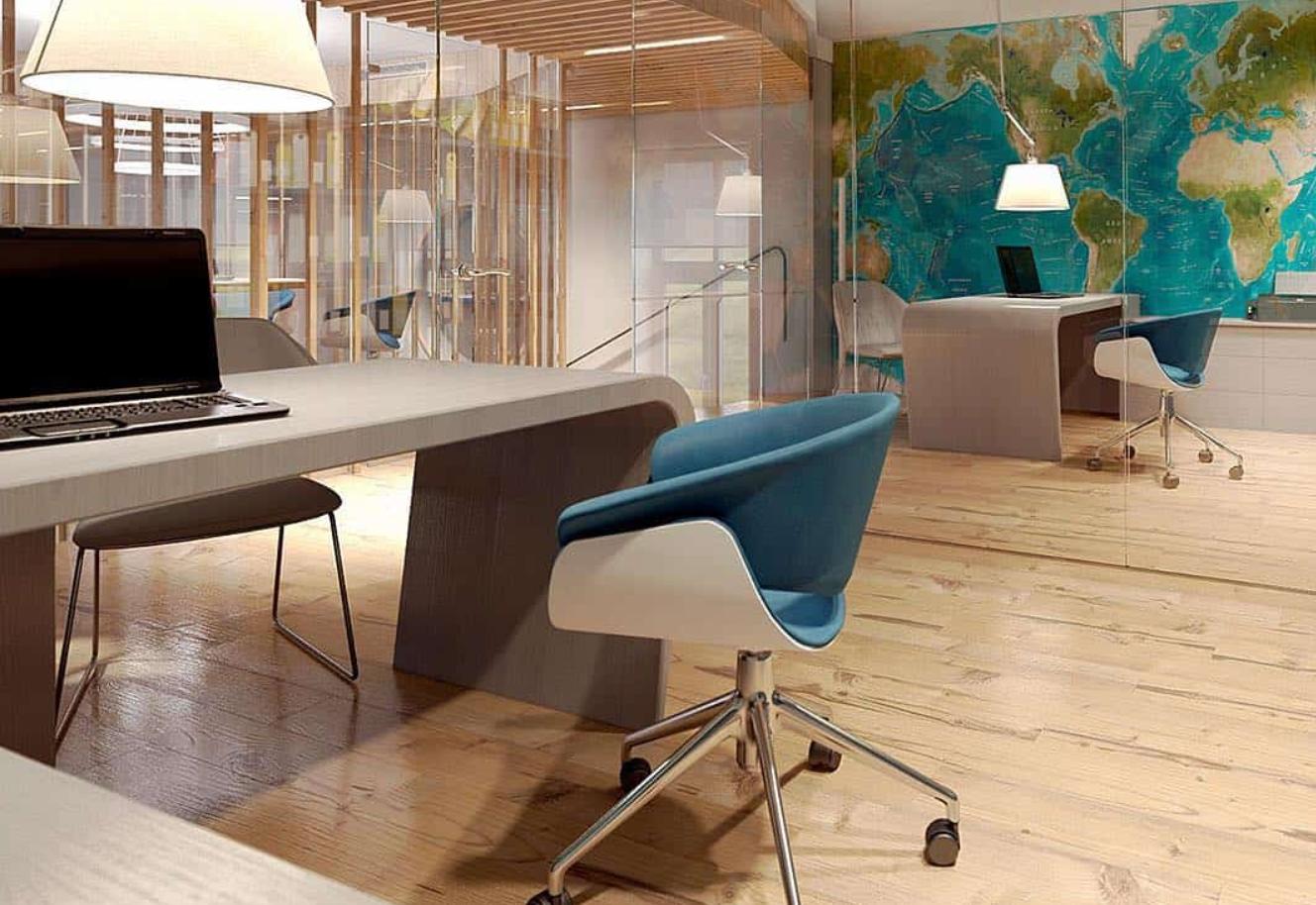 Tendencias en mobiliario de oficinas para 2022