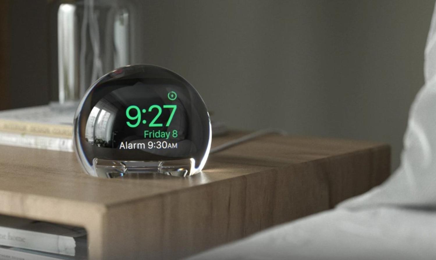 productos innovadores para el hogar: nightwatch apple watch 4