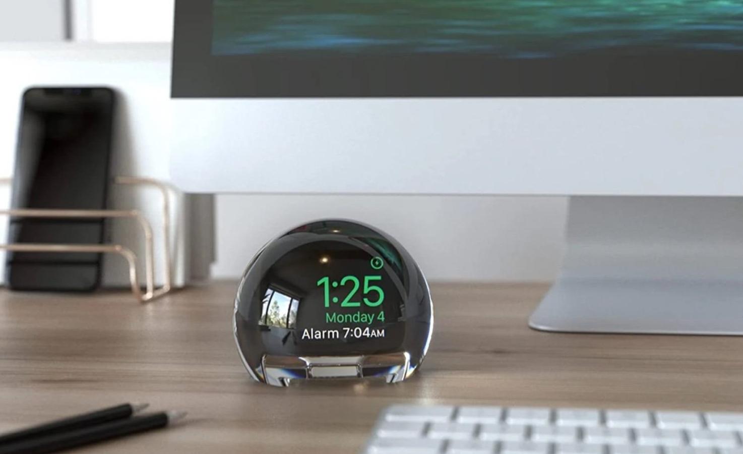 productos innovadores para el hogar: nightwatch apple watch 3