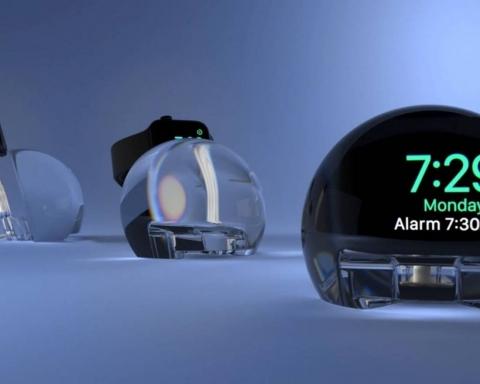 productos innovadores para el hogar: nightwatch apple watch 7