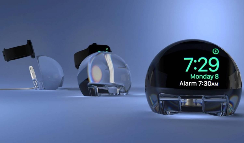 productos innovadores para el hogar: nightwatch apple watch 1