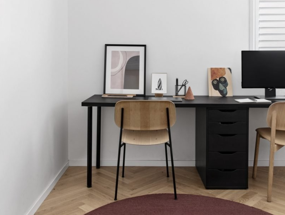 decoración de apartamentos pequeños modernos: Maya Sheinberger 3