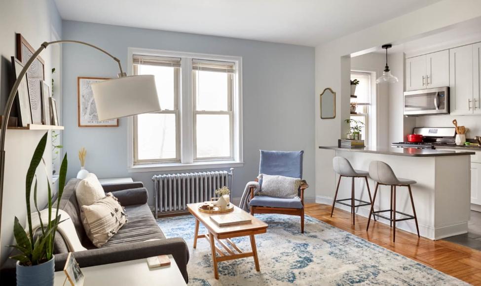 los mejores colores para pintar una casa: brillante y natural, un soplo de aire fresco 1