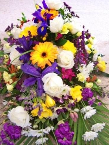 tipos de flores para difuntos y funerales 2