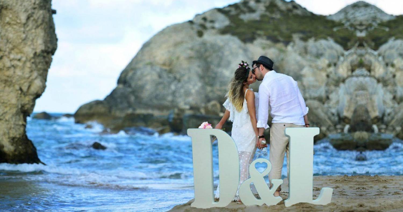 Letras XXL para tu boda 1