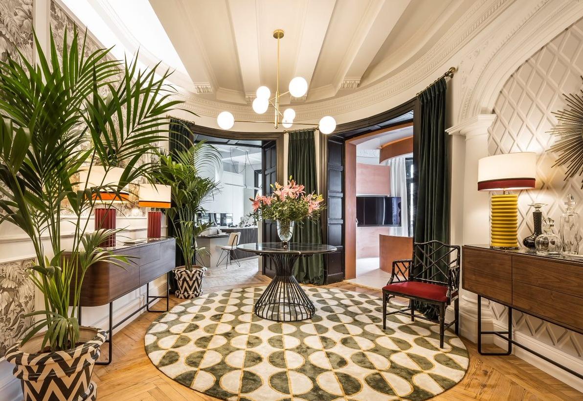 casas de muebles de diseño: Momocca 11