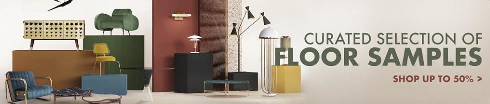 lo último en iluminación de interiores es The Atomic Collection 1