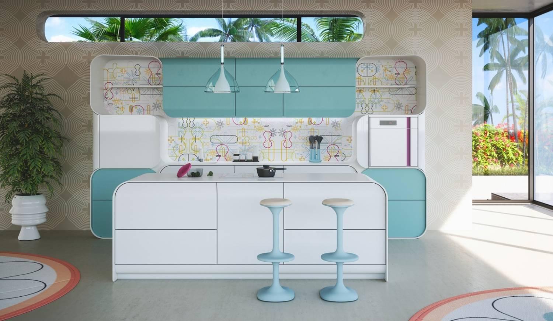 reformar con los muebles de cocina del futuro