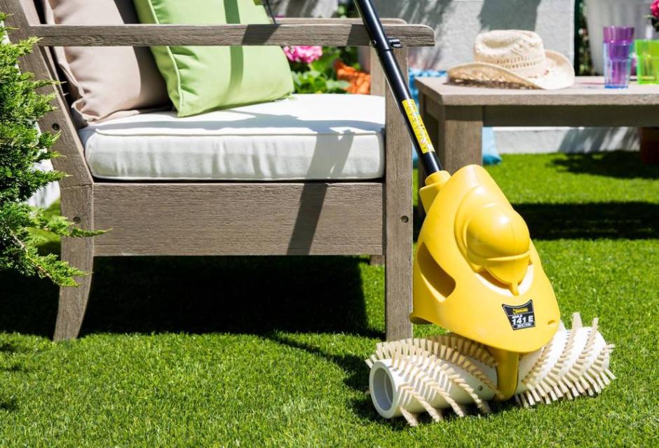 Crea tu jardín con césped artificial