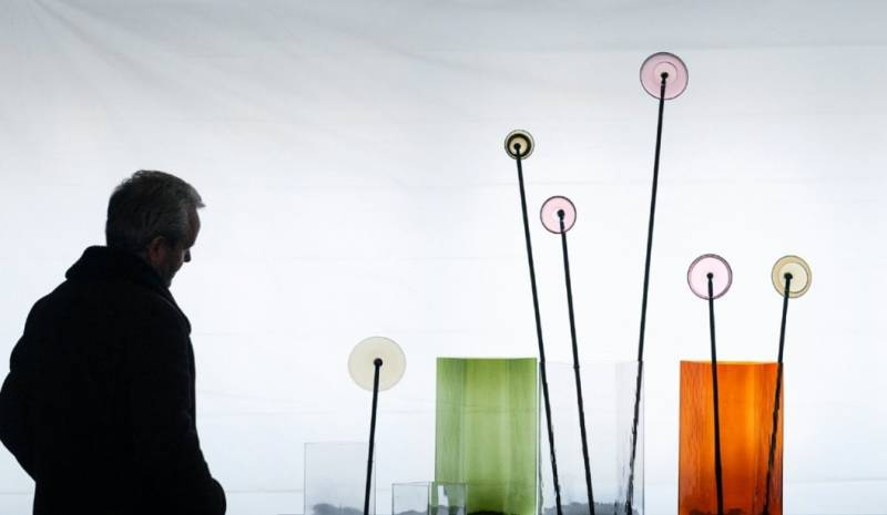 Los jarros de flores artificiales de ronan y Erwan Bouroullec... 17