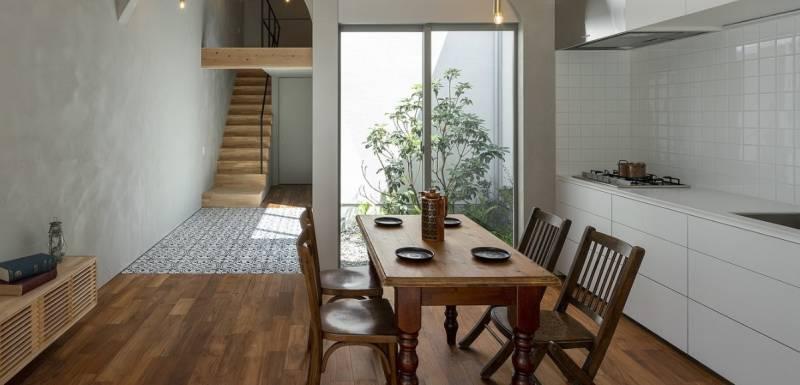 La casa en Ohasu de Arbol Design - Arquitectos Yousaku y Madoca Tsutsumi 3