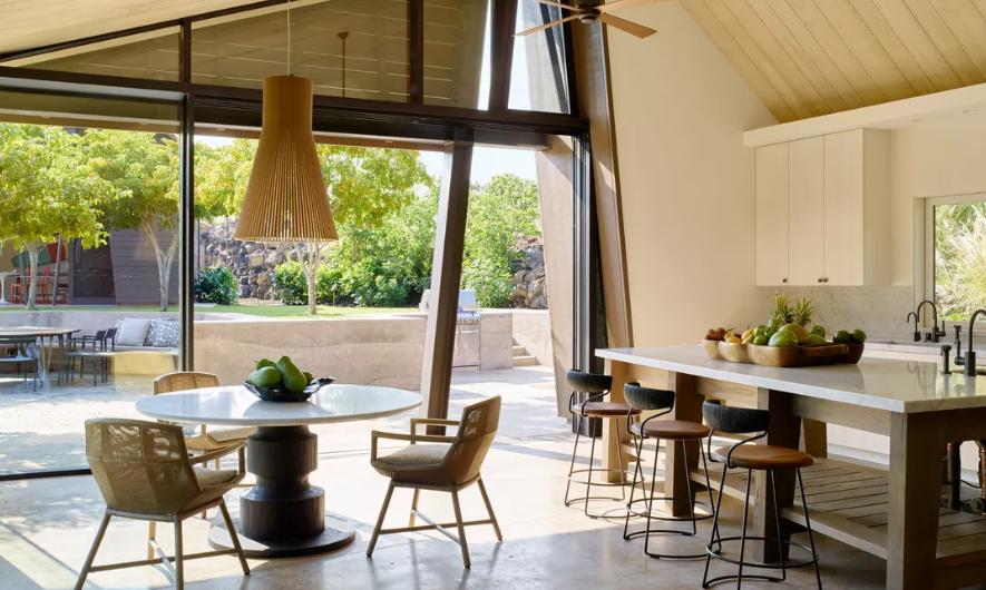 las casas mejor decoradas del mundo: Walker Warner Architects Hawai 4