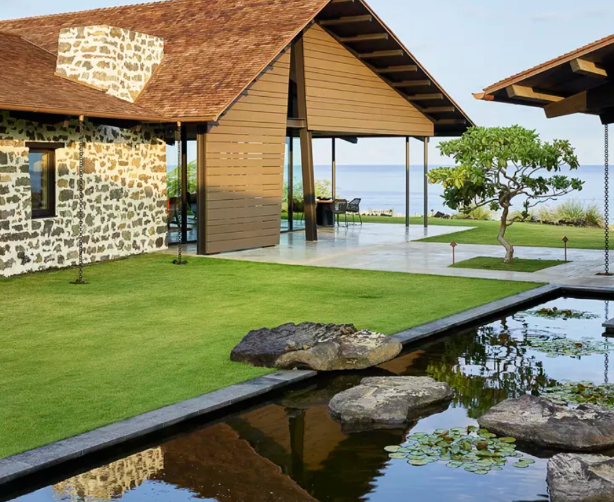 las casas mejor decoradas del mundo:  Walker Warner Architects Hawai 3
