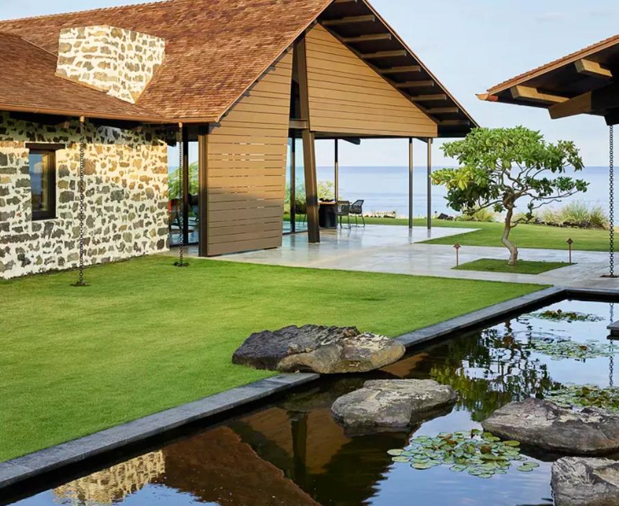 las casas mejor decoradas del mundo: Walker Warner Architects Hawai 3