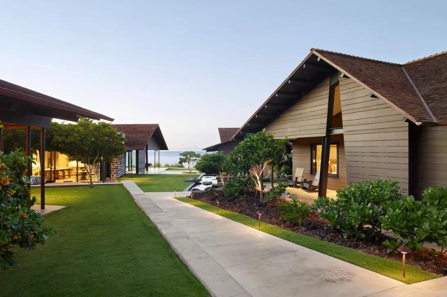 las casas mejor decoradas del mundo: Walker Warner Architects Hawai 26