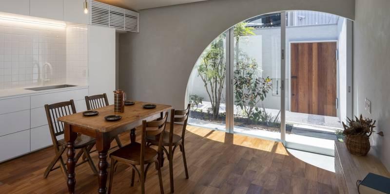 La casa en Ohasu de Arbol Design - Arquitectos Yousaku y Madoca Tsutsumi 2