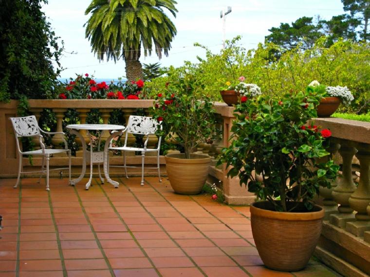 8 terrazas con encanto que te quitarán el sueño esta primavera