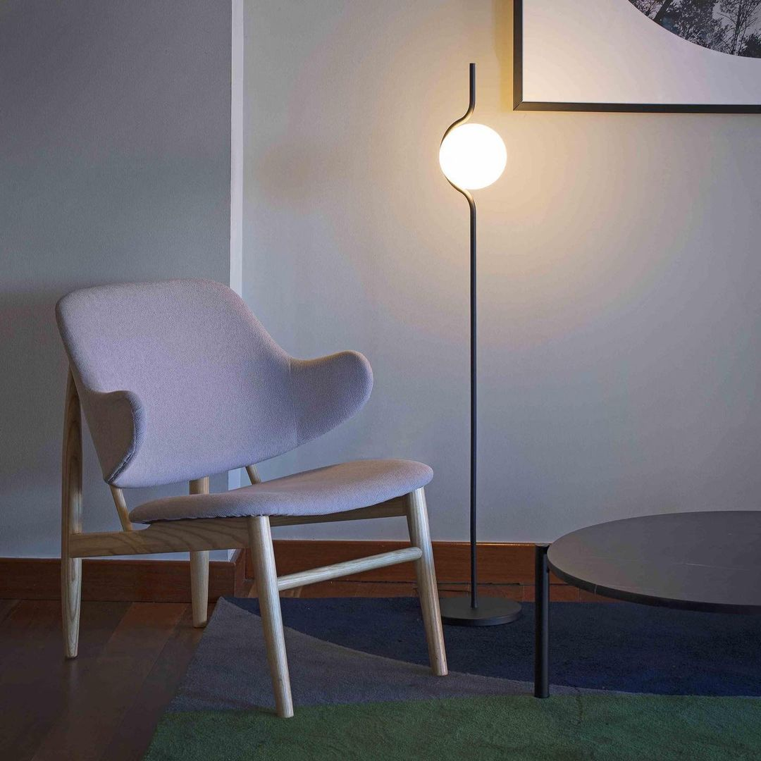 ¿Cómo iluminar un salón? la decoración con lámparas 10
