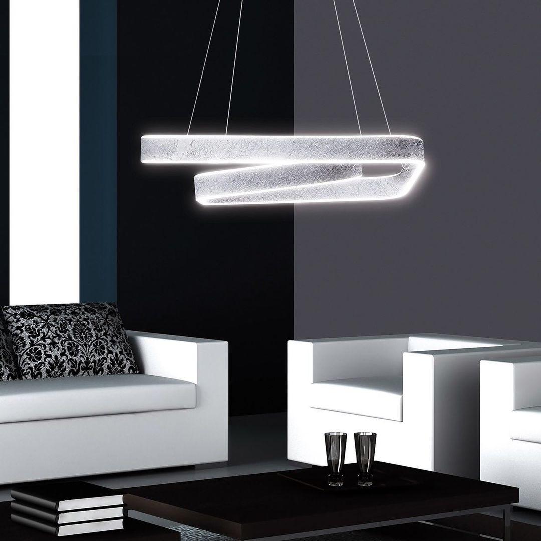 ¿Cómo iluminar un salón? la decoración con lámparas 2
