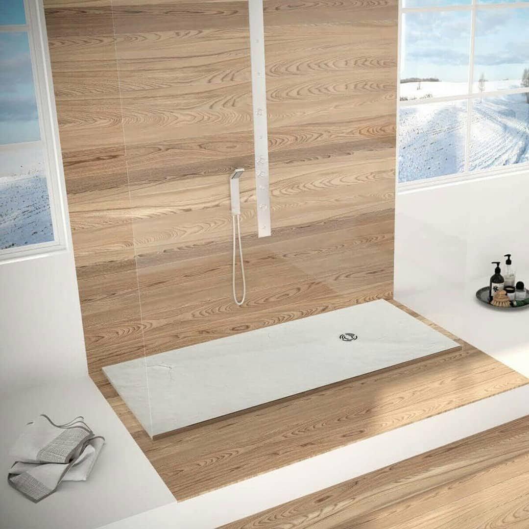 el plato de ducha de plástico ofrece ventajas, pero… ¿Por qué se doblan? 3