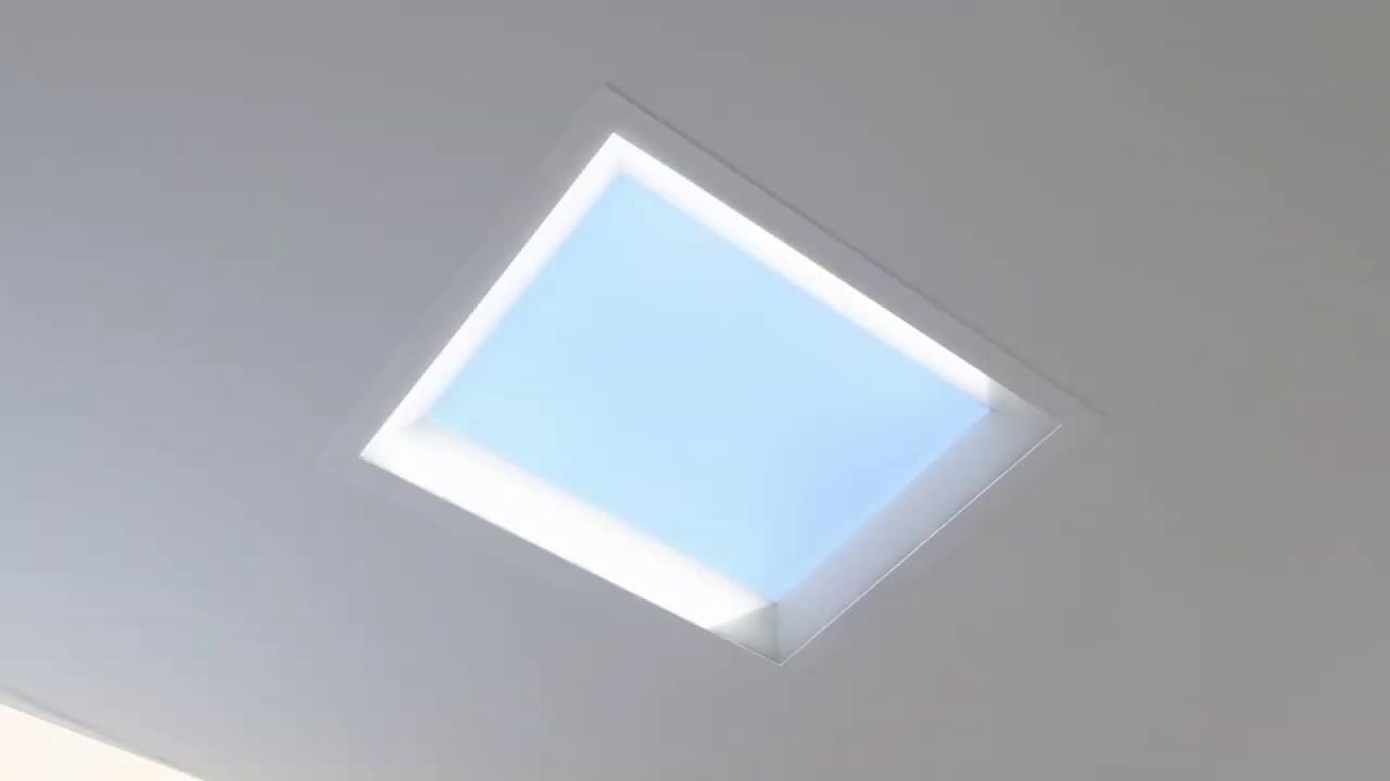 Mitsubishi -paneles led que imitan la luz del Sol 10