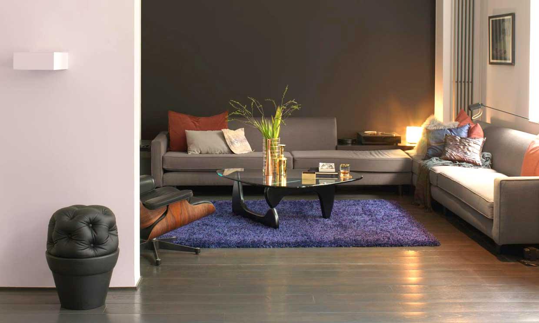 Descubrir muebles que combinen con piso de madera 1